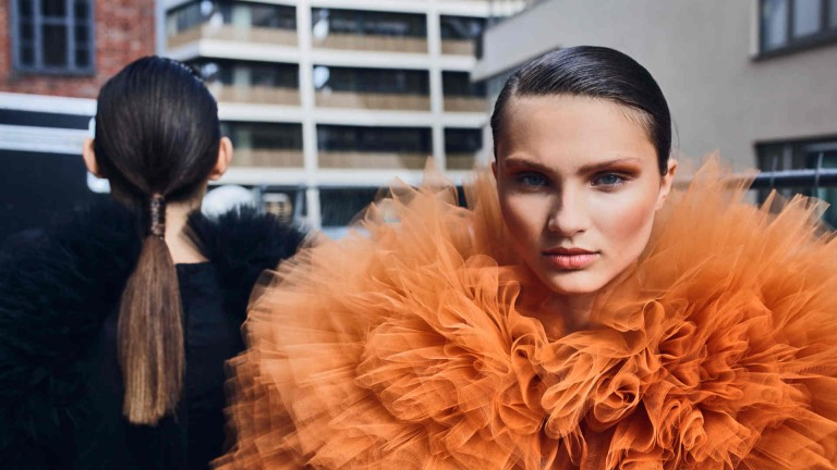 Friseur Musterstadt La Biosthetique Berlin Fashion Week
